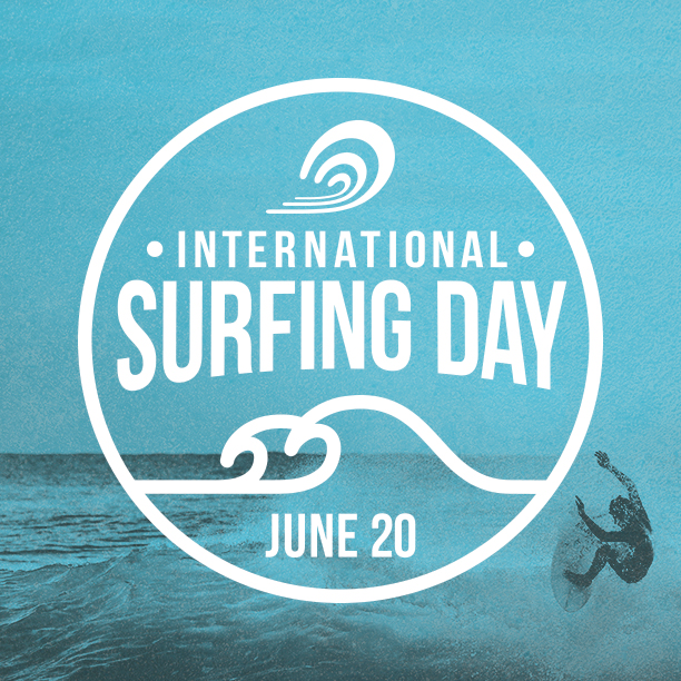 June 20th: International Surfing Day