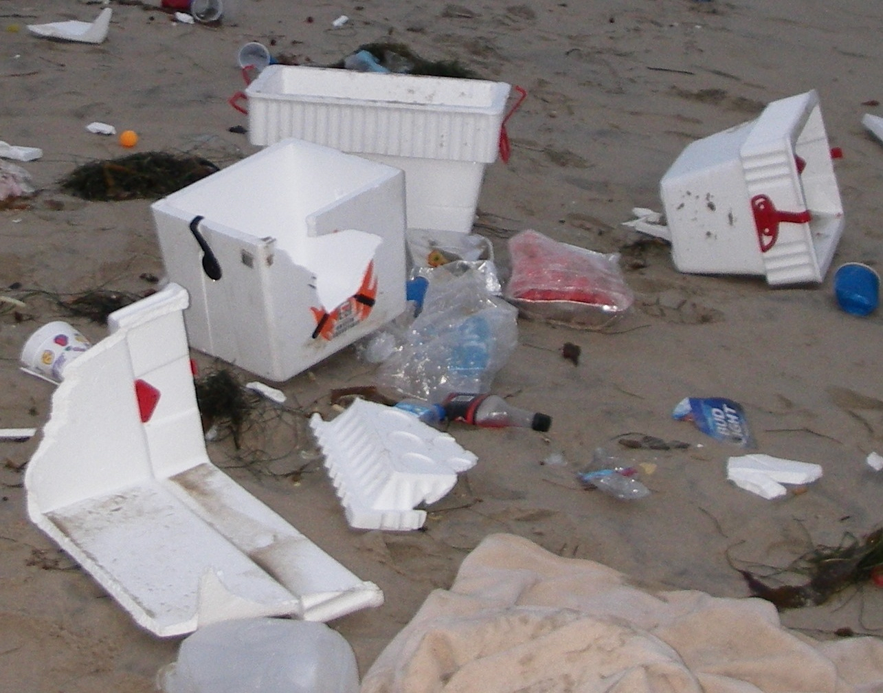Enforce Hollywood Beach Single-Use Plastic Ordinance
